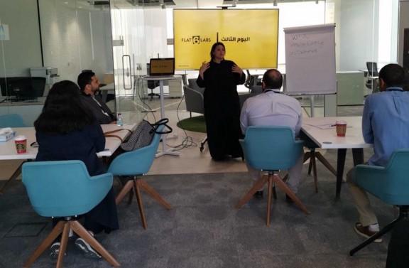 تعاون مُثمر بين مؤسسة مِسك الابتكار و Flat6Labs، نتج عنه تدريب أكثر من 100 رائد أعمال سعودي