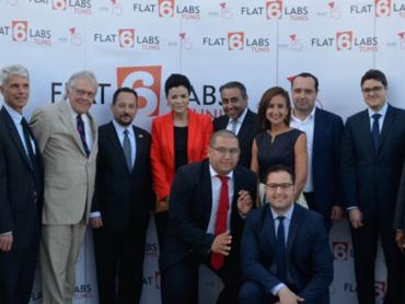 Flat6Labs تطلق صندوقًا للتمويل الأولي و برنامجًا لتسريع نمو الشركات الناشئة في تونس بمركز Le15 للشركات الناشئة